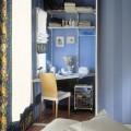 Колеса для стеллажа 4шт - Применение в спальне