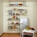 Полка для обуви и бутылок (Глубина 540мм) - Применение на кухне