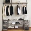 Тримач етикеток - Застосування в гардеробній