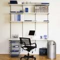 Верхний несущий рельс - Применение в офисе