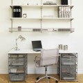 Боковина стеллажа - Применение в офисе
