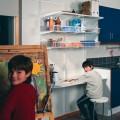 Полка-корзина - Применение в детской