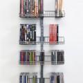 Медиа-корзины для СD, DVD - Применение в интерьере