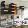 Декор вставка в рельс - Застосування в офісі