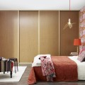 Настенная направляющая - Применение в спальне