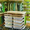 Комплект стабилизации (верх-низ) - Применение в гардеробной