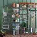 Декоративная вставка в рельс - Применение в гаражe