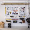 Тримач для інструментів - Застосування в гаражe