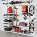 Малый держатель для инструмента 2 шт - Применение в гаражe