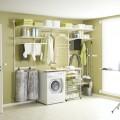 Корзины 54 см Standart (Глубина 527мм) для применения в стеллажах - Применение в постирочнной, ванной