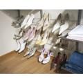 Полиця для взуття одинарна - Застосування в інтер'єрі