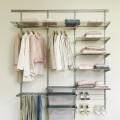 Полиця для взуття одинарна - Застосування в гардеробній