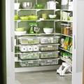 Корзина пластиковая - Применение на кухне
