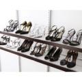 Висувна полиця для взуття з каблуком - Застосування в інтер'єрі