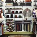 Полки Decor - Применение в гардеробной