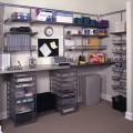 Корзины 54+44 см Mini (Глубина 440мм) для применения в стеллажах и в раме для корзин - Применение в офисе