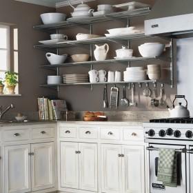 Удобное хранение посуды