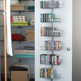 Организация пространства в гардеробной