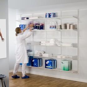 Полиці для аптеки