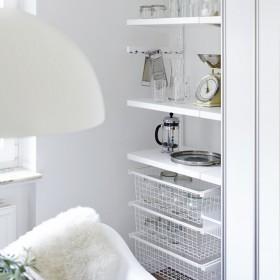 Шкаф-купе на кухне