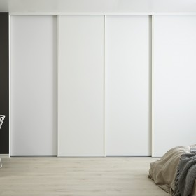 Спальня. Шкаф-купе закрытый
