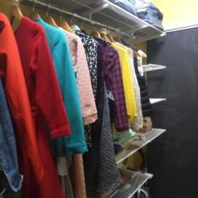 Изготовление гардеробных на заказ