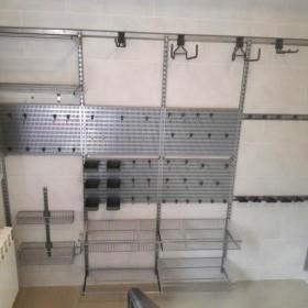 Система хранения в коридоре
