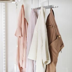 Модульні системи зберігання одягу