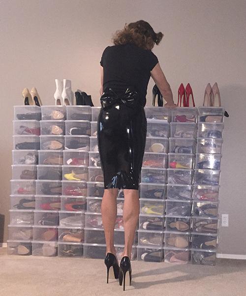 Зберігайте взуття правильно