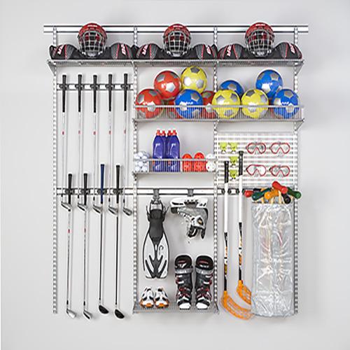 Система зберігання для гаража Elfa Utility