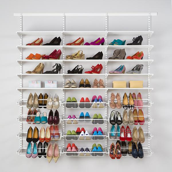 Организовать хранение обуви легко