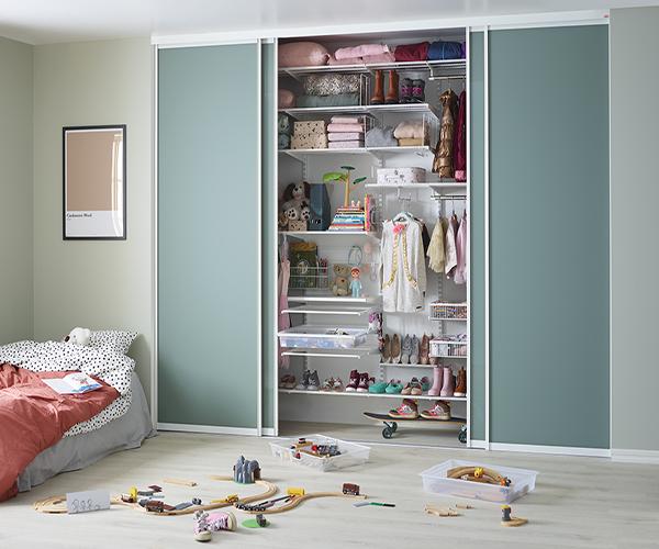 Приклад дитячих меблів