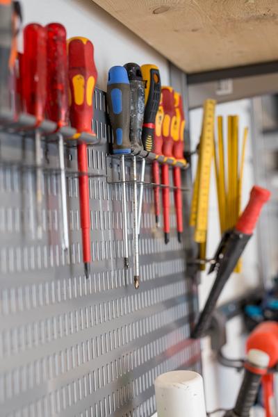 Система хранения для гаража Elfa Utility