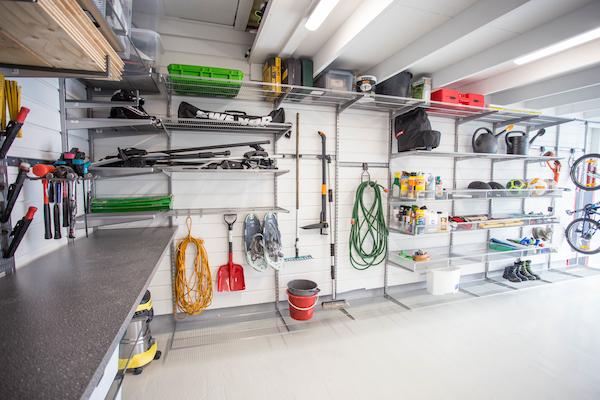 Система хранения в Вашем гараже самая совершенная!