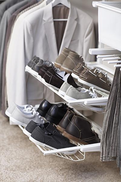 Полиці для взуття Elfa