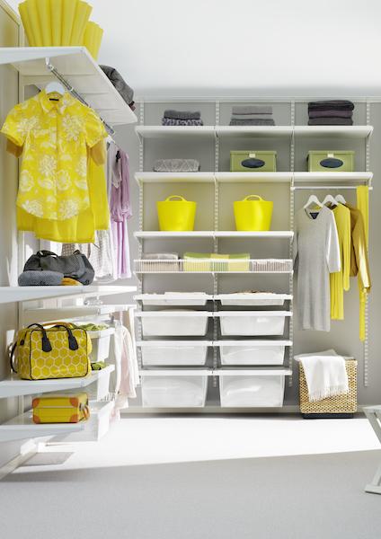 Мебель для гардеробной - новая философия хранения