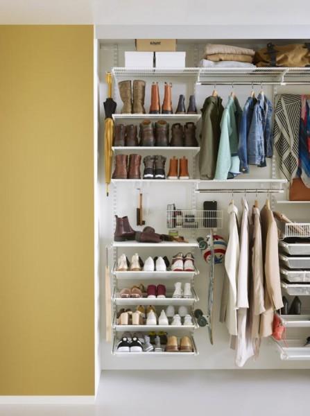 Хотите создать идеальное хранение в Вашем шкафу-купе?