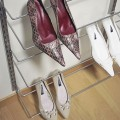 Полка для обуви одинарная, ширина 605мм - Применение в спальне