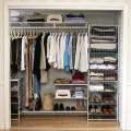 Поперечины стеллажа L+T 4шт - Применение в гардеробной