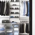 Підвіска для штанги, графіт - Застосування в гардеробній