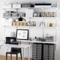 Навісна направляюча - Застосування в офісі