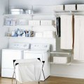 Сетчатый мешок для спортинвентаря - Применение в постирочнной, ванной