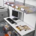Корзины для применения в стеллажах и в Decor, глубина 40см - Применение в офисе