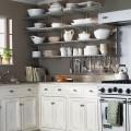 Настенная направляющая - Применение на кухне