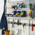 Круглий тримач - Застосування в гаражe