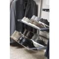 Выдвижная полка для обуви без каблука, ширина 450 и 600мм - Применение в интерьере