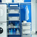Боковина стелажа - Застосування в пральнею, ванною