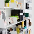 Соединители для  полок ДСП - Применение в офисе