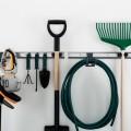 Большой держатель для инструмента 2шт - Применение в гаражe