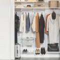 Мульти-разделитель для корзин - Применение в шкафах-купе